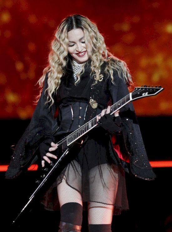 Madonna straciła prawo do opieki nad synem!