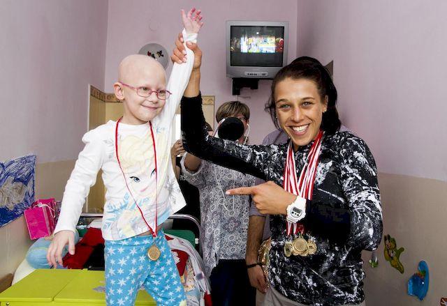 Shape: Sylwia i Akop Szostakowie wspierają dzieci chore na raka (FOTO)