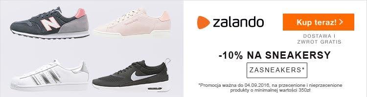 Wyprzedaż sneakersów w Zalando!