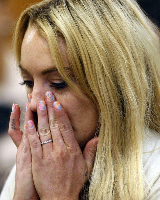 Lindsay Lohan przeszła na... Islam?!
