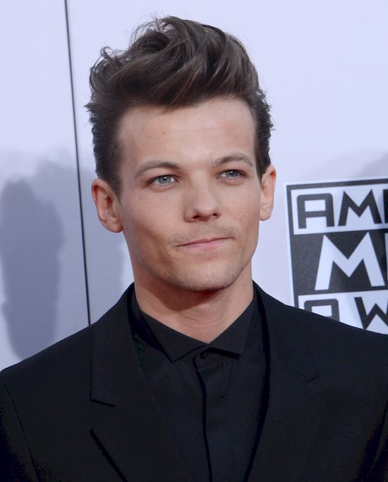 Louis Tomlinson z One Direction ARESZTOWANY! (VIDEO)