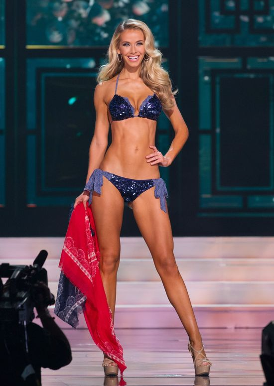 Olivia Jordan - nowa Miss USA. Jest instruktorką fitnessu