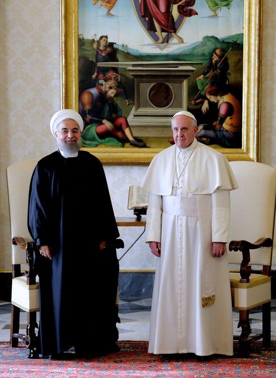Papież Franciszek porównuje głoszenie Ewangelii do... Jihadu ISIS!