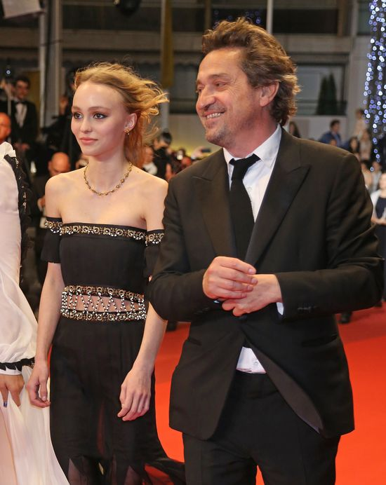 Debiut córki Johny'ego Deepa w Cannes 2016!