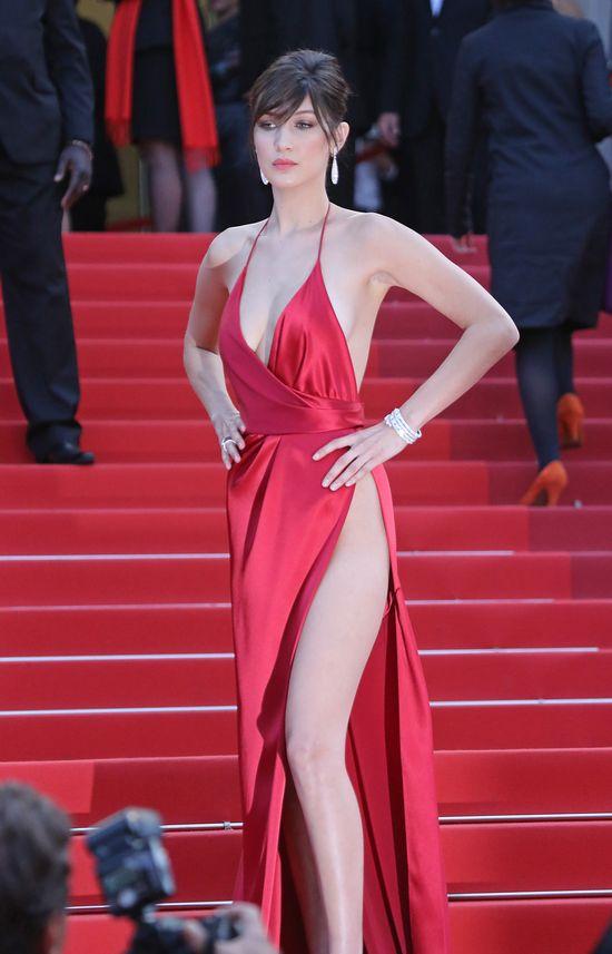 Ten moment, kiedy Bella Hadid wygl�da�a, jak MILION DOLAR�W