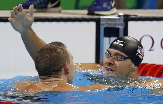 Rio 2016: Ryan Murphy zaplanowa� wygran� na Olimpiadzie w wieku... 8 lat!