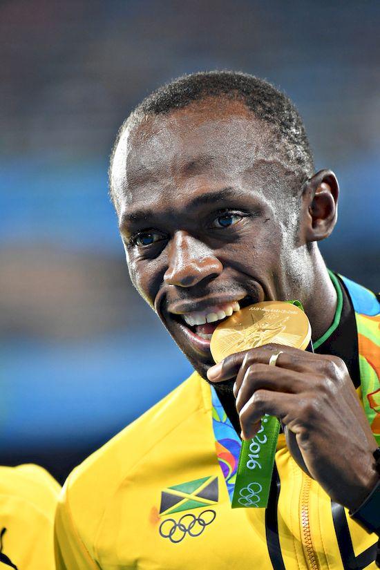 Kochanka Usaina Bolta zdradza pikantne szczeg�y z ich wsp�lnej nocy