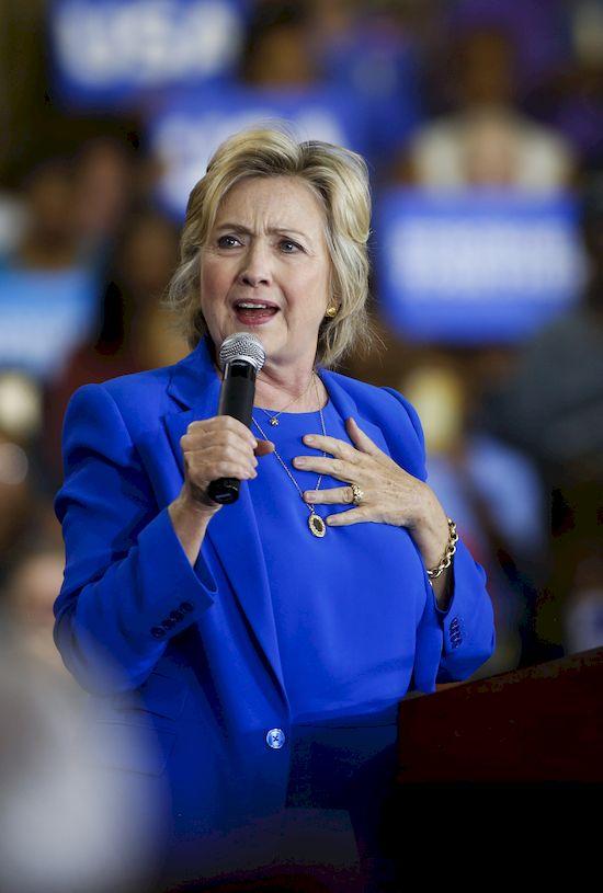 Czy choroba Hillary Clinton wykluczy ją z życia publicznego?