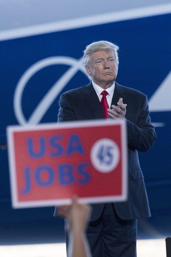 Niespodziewane słowa Karla Lagerfelda o Donaldzie Trumpie!