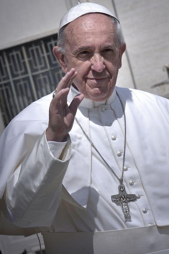 Melania Trump zaskoczyła Papieża Franciszka swoją prośbą!