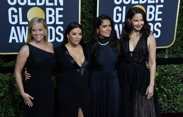 Złote Globy 2018 - Która aktorka pokazywała brzuszek ciążowy?
