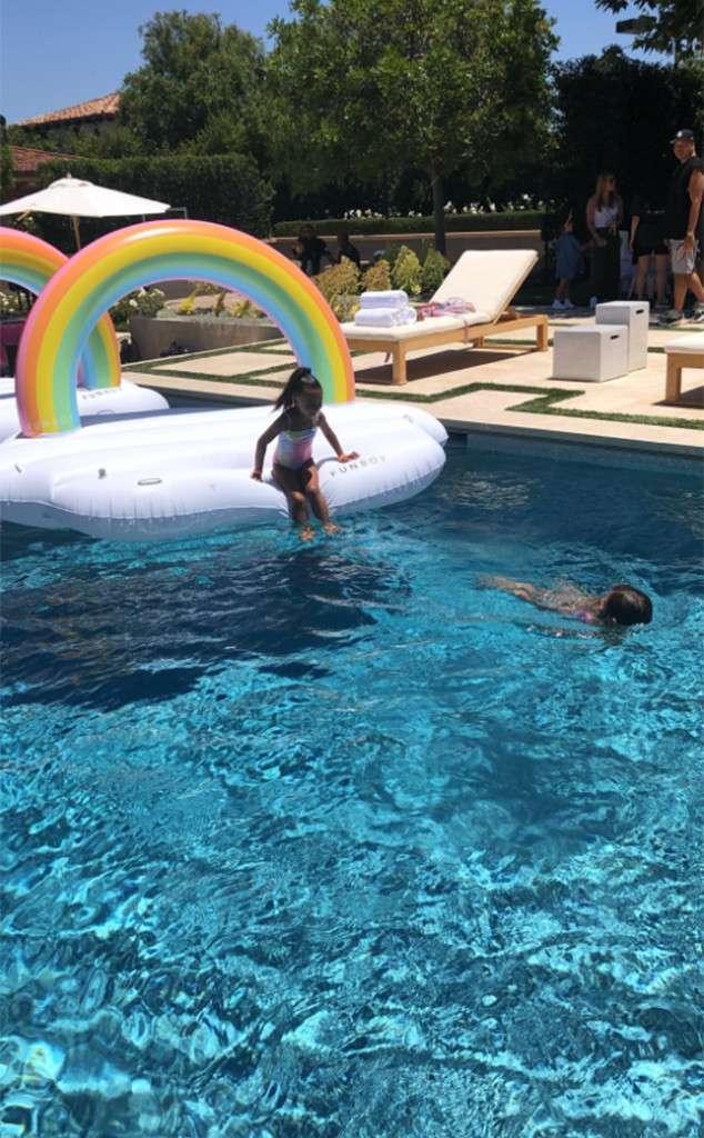 WOW! Impreza Urodzinowa Nori i Penelope robi WRAŻENIE (ZDJĘCIA)