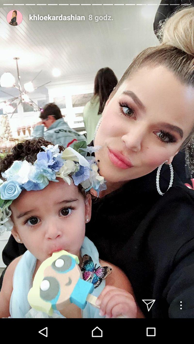 Dream, córka Roba Kardashiana miała BAJKOWE urodziny (ZDJĘCIA)