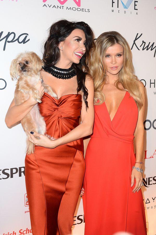 Polskie gwiazd z USA promują pomoc dla psiaków i swoje seksowne kształty (FOTO)