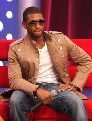 Usher rozstał się z żoną!