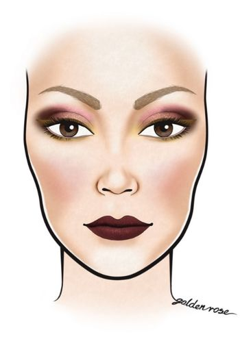 Dopasuj sw�j makija� do kreacji sylwestrowej!