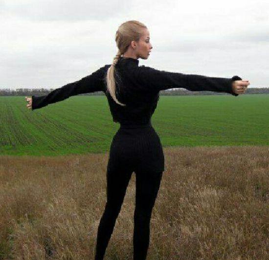 Valeria Lukyanova żyje o powietrzu i energii