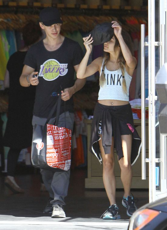 Vanessa Hudgens i Austin Butler mieli zły dzień? (FOTO)