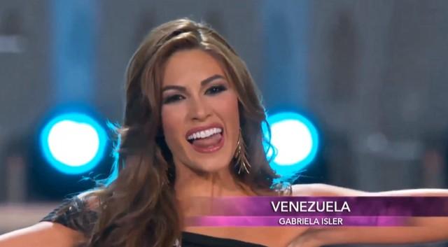 Gabriela Isler: Oto Miss Universe 2013