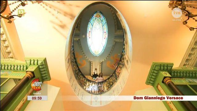Dom Versace na aukcji od 25 mln dolarów (VIDEO)