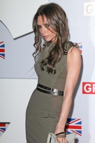 Victoria Beckham: Wcale nie jestem taka wysoka