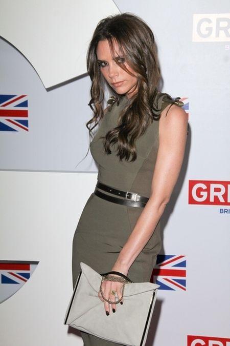 Geri Halliwell krytykuje Victori� Beckham