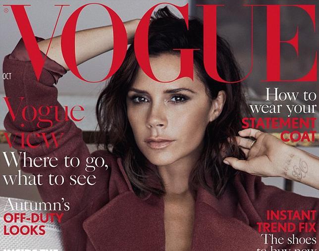 Victoria Beckham przyznała, że była PIJANA, gdy…