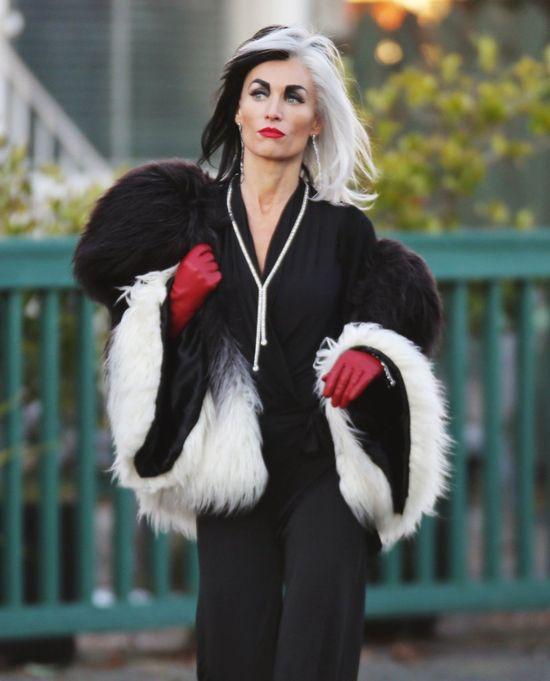 Drżyjcie! Oto nowa Cruella De Mon (FOTO)