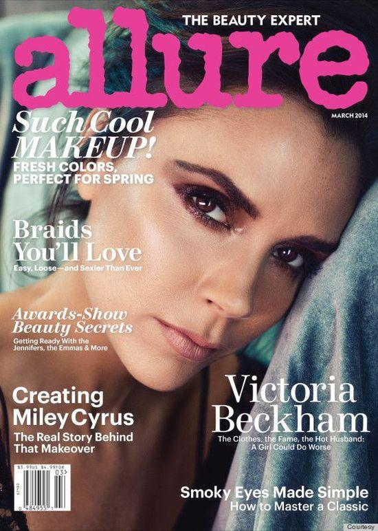 Victoria Beckham nie goli nóg!