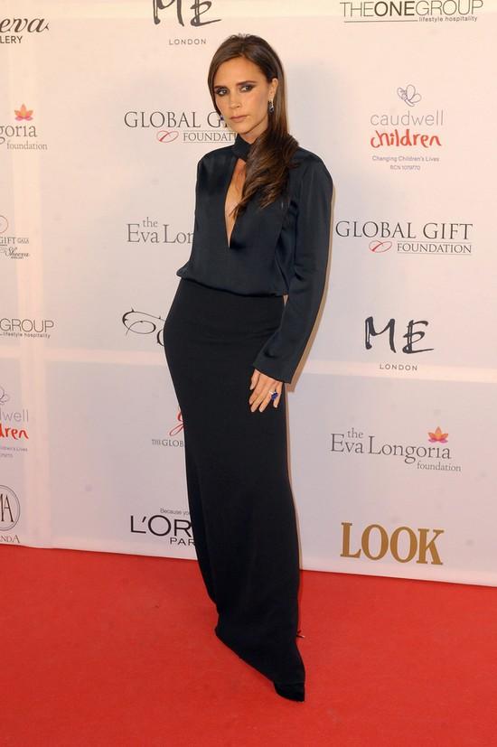 Victoria Beckham została stylistką Evy Longorii (FOTO)
