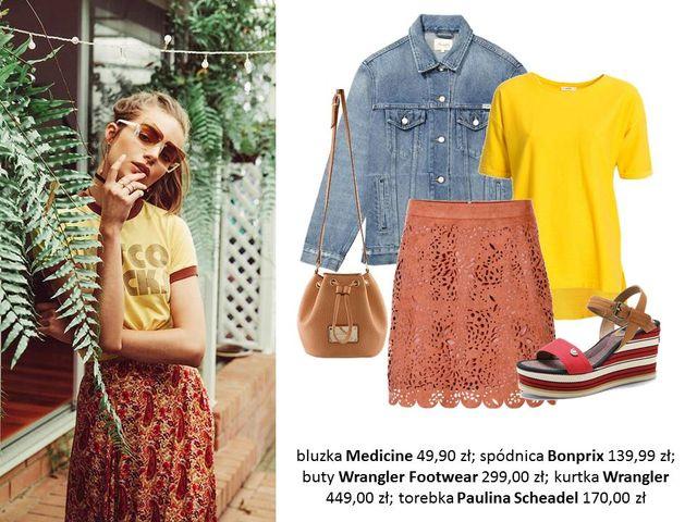 Lubicie styl vintage? Wraca moda na lata 70.