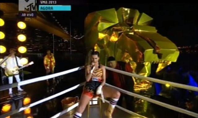 Lady Gaga kontra Katy Perry na VMA 2013