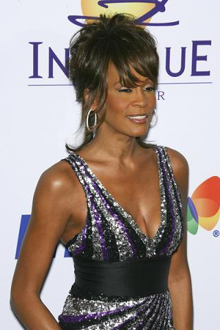Whitney Houston odpowiada na zarzuty
