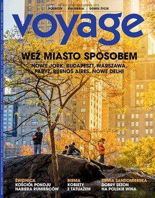 voyage magazyn