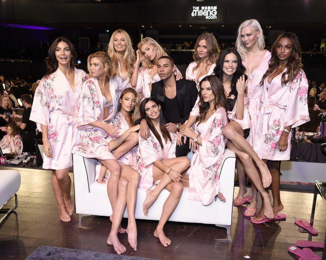 Victoria's Secret 2017 - mamy ZDJĘCIA ZZA KULIS pokazu!