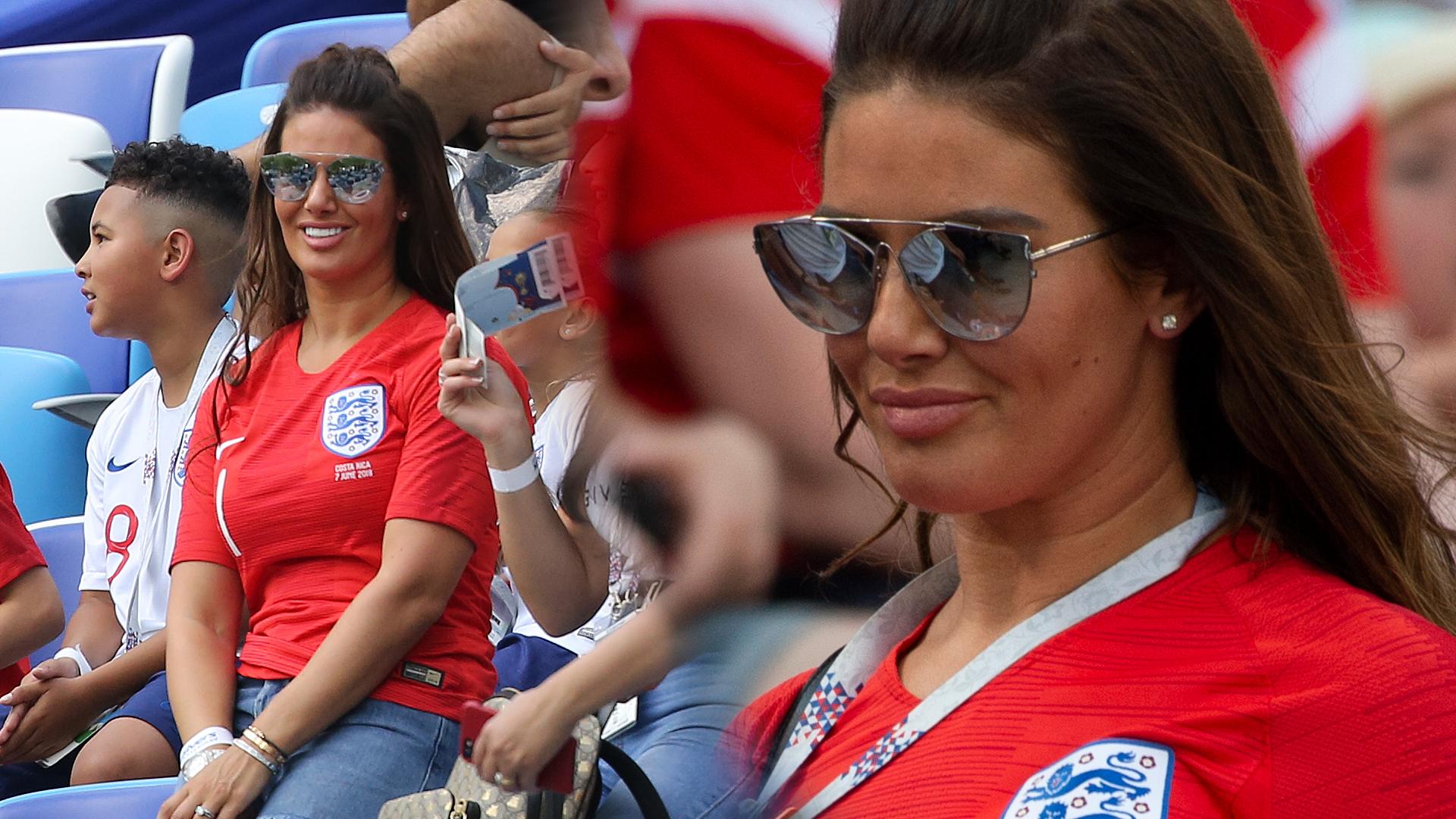 Tak luksusowo żyje angielska WAG's podczas Mundialu!