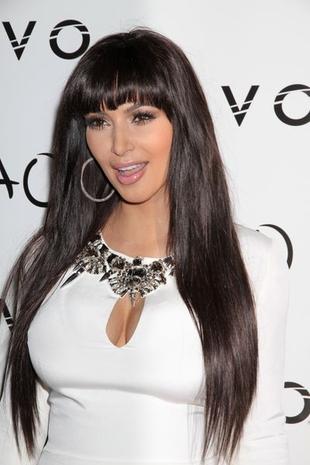 W stylu gwiazd: Kim Kardashian