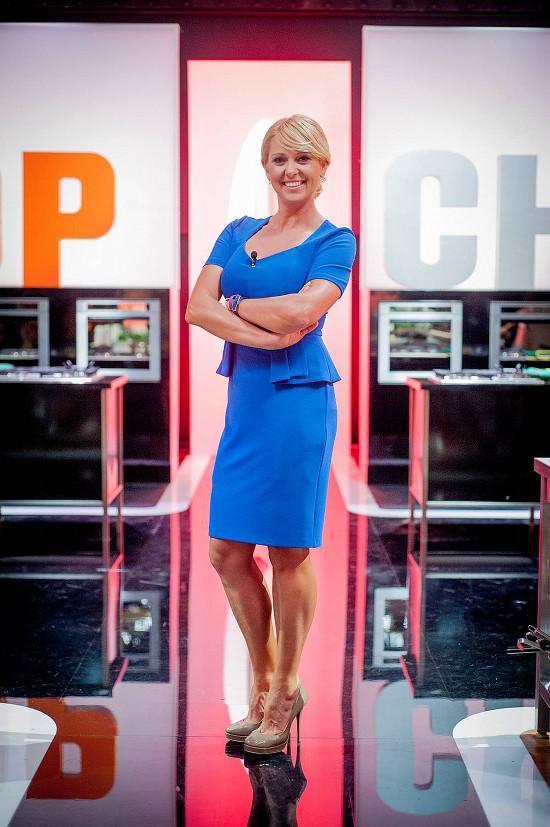 Ewa Wachowicz, jurorka Top Chef ma wsparcie 500 żołnierzy