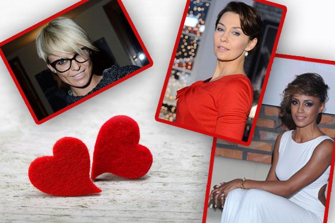 Jak polskie gwiazdy spędzają Walentynki? (VIDEO)