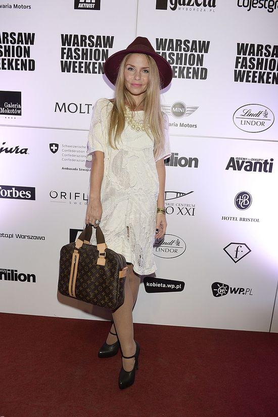 Gwiazdy i gwiazdeczki na Warsaw Fashion Weekend (FOTO)