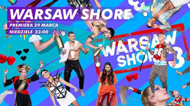 Rusza 3. seria Warsaw Shore