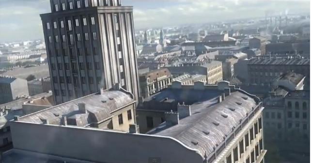 Warszawa sprzed II wojny światowej (VIDEO)