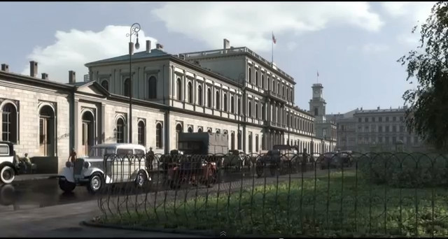 Warszawa 1935 3D ju� w kinach (VIDEO)