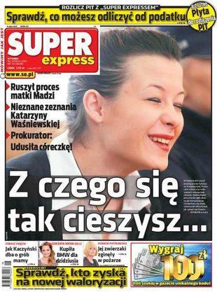 Wyrok dla Katarzyny Waśniewskiej jest ostateczny