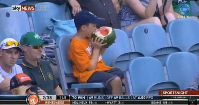 Kim jest Watermelon Boy? Poznajcie nową gwiazdę internetu