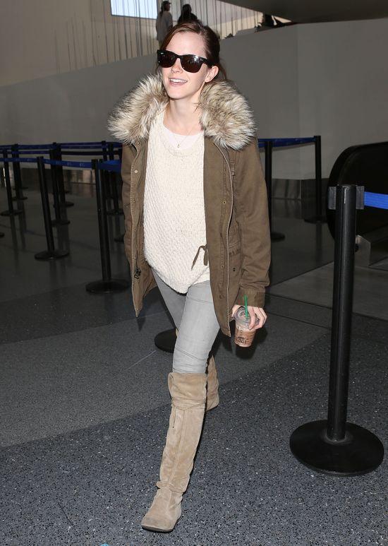 Emma Watson jak dziewczyna z sąsiedztwa (FOTO)