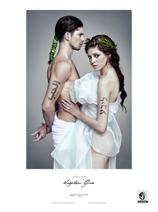Naga Ola Szwed reklamuje ślubne fryzury (FOTO)