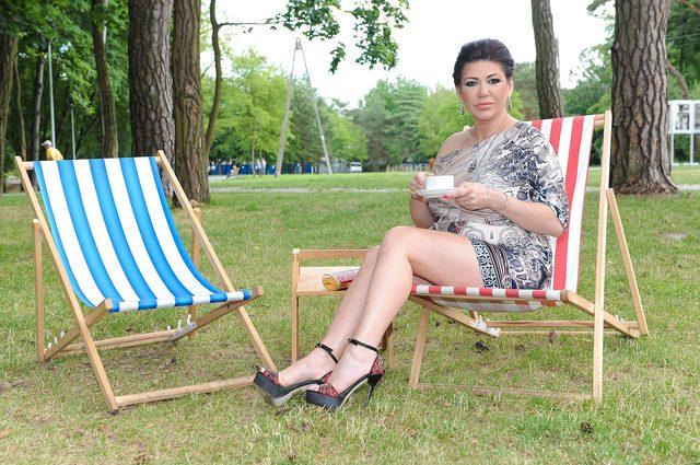 Co tam Kim Kardashian. My mamy Iwonę Węgrowską w ciąży FOTO