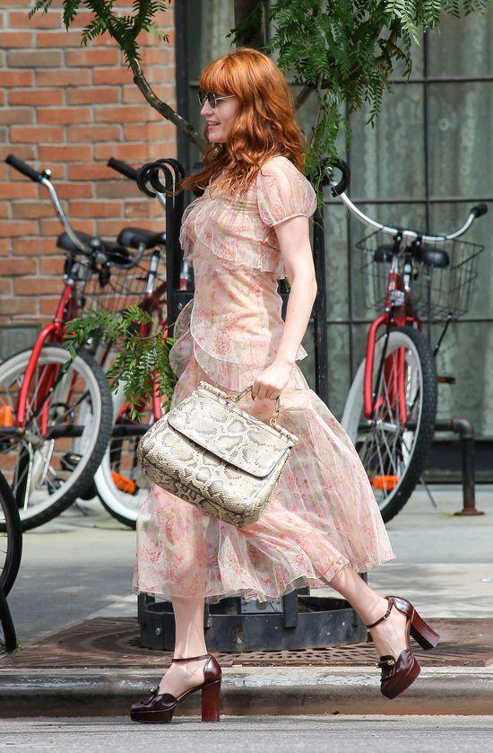 Florence Welch w Nowym Jorku  (FOTO)