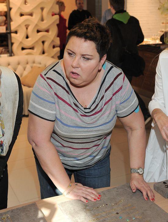 Magda Gessler pojechała po Dorocie Wellman
